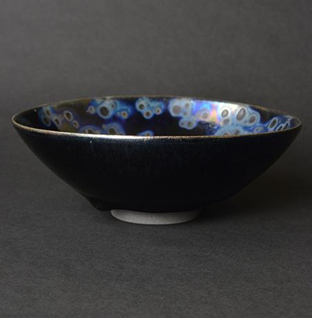 「No.10 曜変天目 / Tea bowl, Yohen Tenmoku」の写真 その2