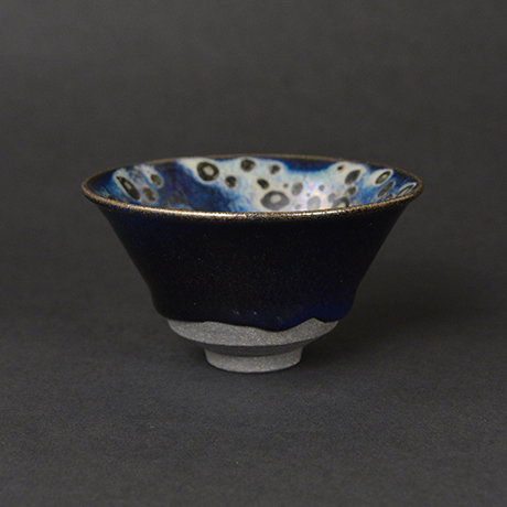 「No.12 曜変盃 / Sake cup, Yohen Tenmoku」の写真 その2