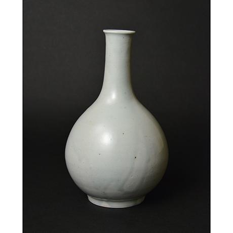 「No.15 白瓷花生 / Vase, White porcelain」の写真 その1