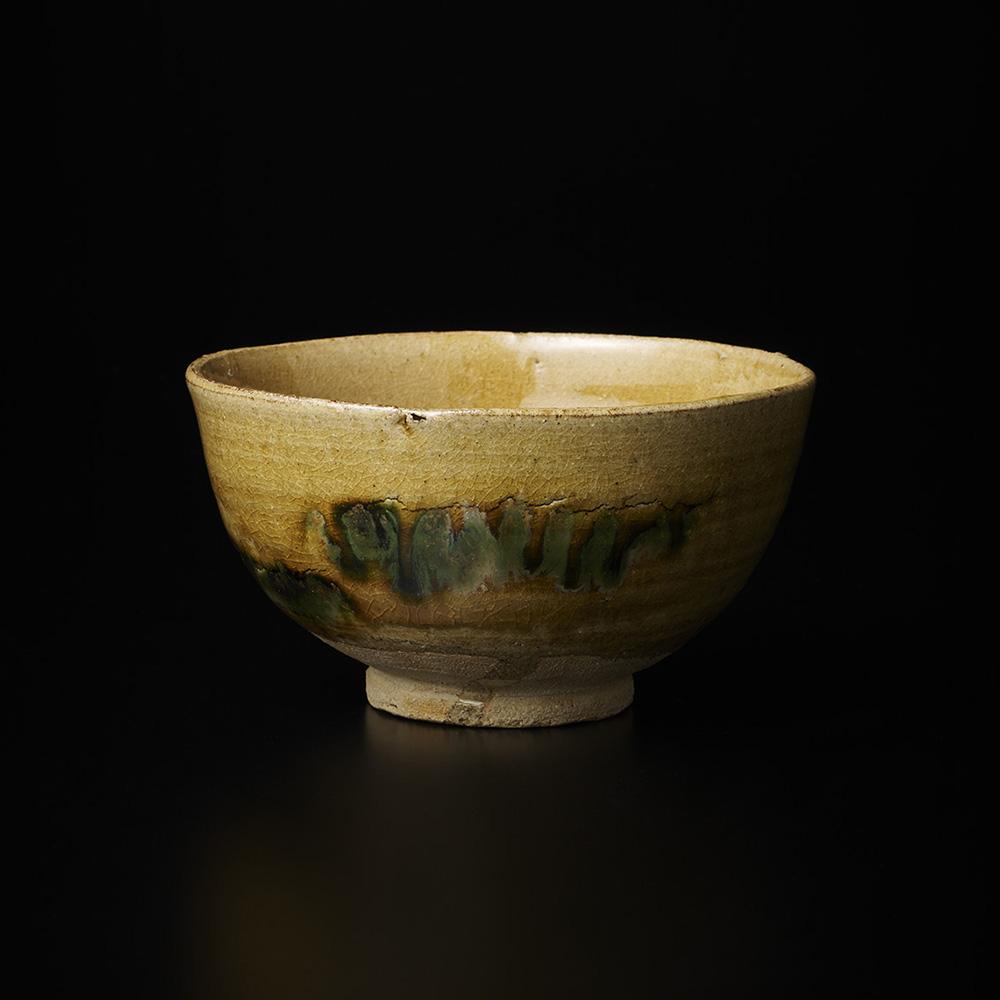 「No.15 山田山庵 伯庵風 / YAMADA Sanan Tea bowl, Hakuan style」の写真 その1