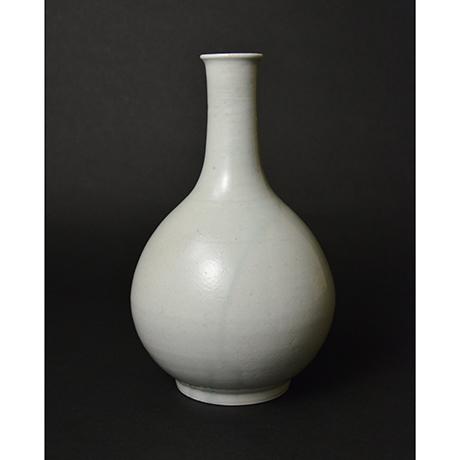 「No.15 白瓷花生 / Vase, White porcelain」の写真 その2