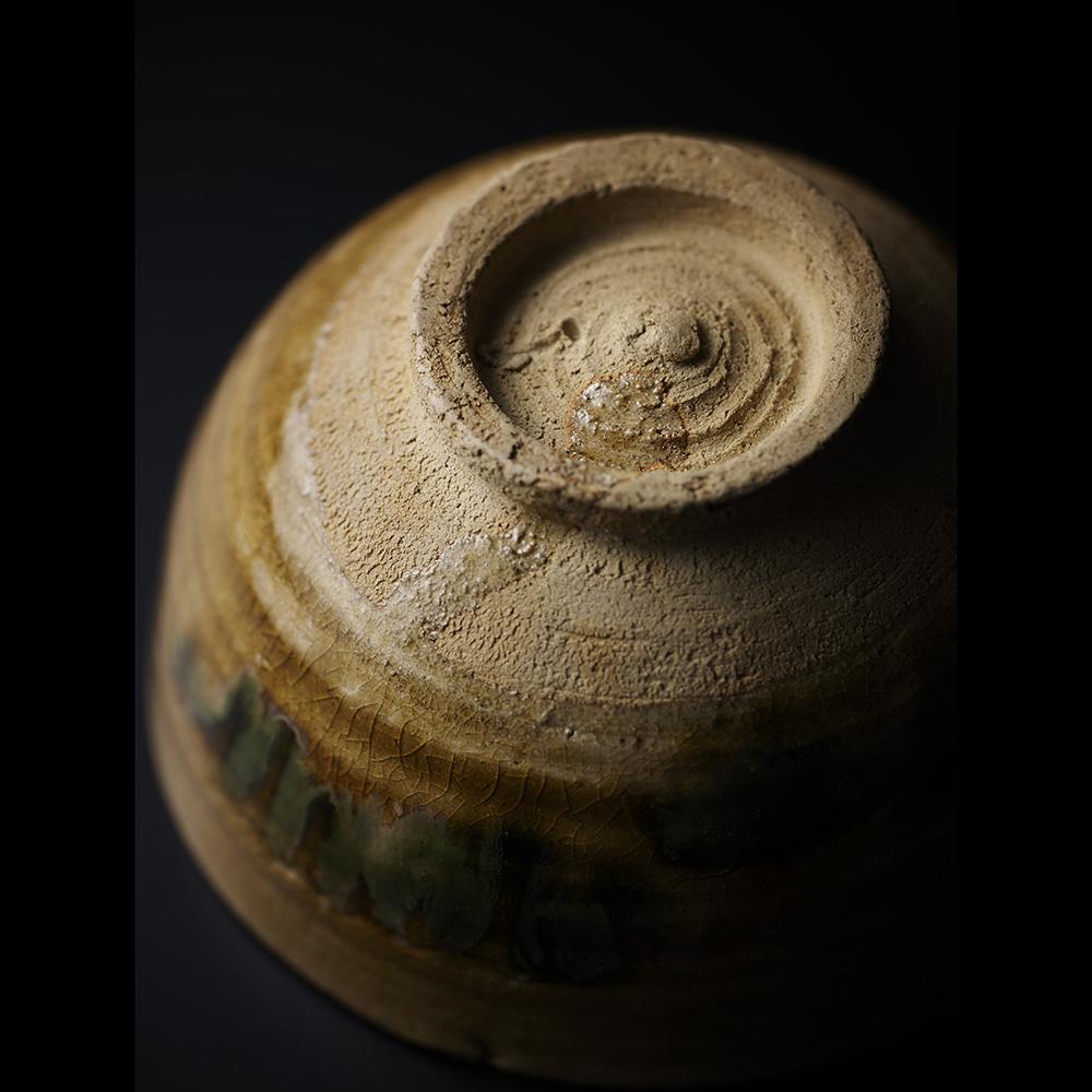 「No.15 山田山庵 伯庵風 / YAMADA Sanan Tea bowl, Hakuan style」の写真 その2
