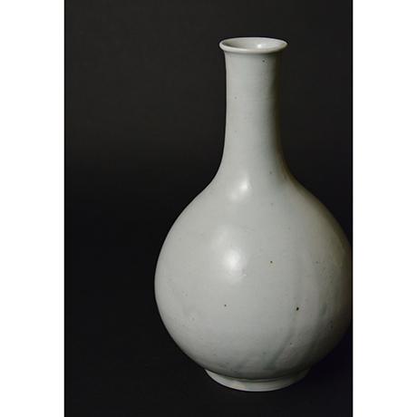 「No.15 白瓷花生 / Vase, White porcelain」の写真 その5