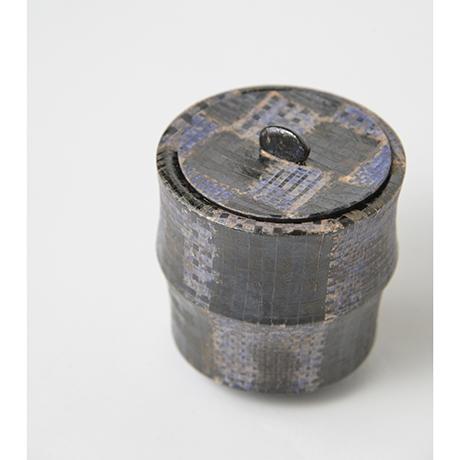 「No.18 前田正博 色絵茶器 / MAEDA Masahiro Tea caddy, Iro-e」の写真 その4