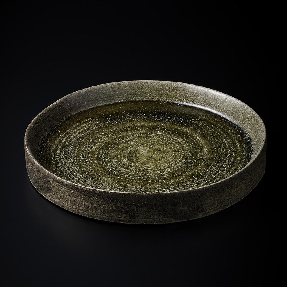 「No.2 加守田章二 灰釉鉢 / KAMODA Shoji Basin, Ash glazed」の写真 その1
