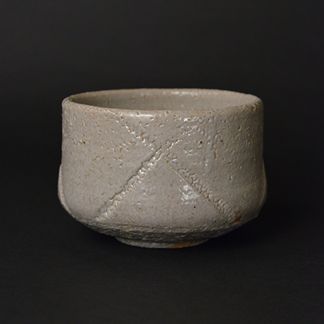 「No.2 彫唐津茶碗 / Tea bowl, Hori-karatsu」の写真 その2