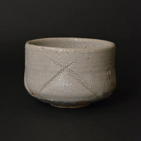 「No.2 彫唐津茶碗 / Tea bowl, Hori-karatsu」の写真 その3