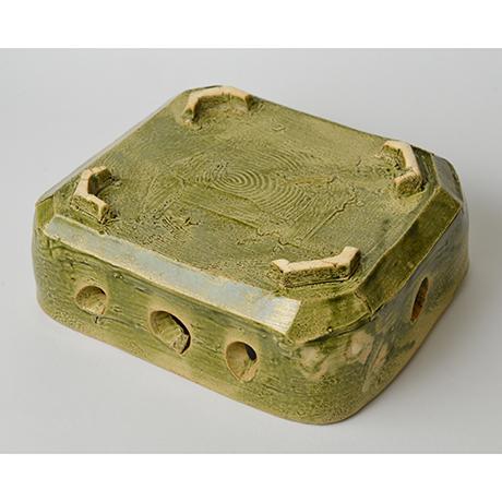 織部菓子器