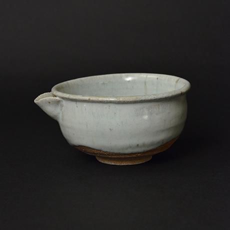 「No.26 斑唐津片口 / Lipped bowl, Madara-karatsu」の写真 その1