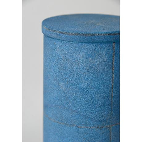 「No.31 津田清和 碧筒花入 / TSUDA Kiyokazu Vase, Glass」の写真 その5