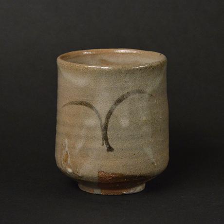 「No.44 絵唐津湯呑 / Tea cup, E-karatsu」の写真 その1