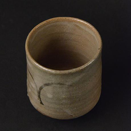 「No.44 絵唐津湯呑 / Tea cup, E-karatsu」の写真 その3