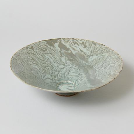 「No.47 若尾経 練込茶碗 / WAKAO Kei Tea bowl」の写真 その1