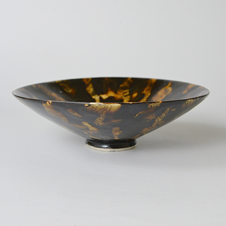 「No.48 若尾経 天目茶碗 / WAKAO Kei Tea bowl, Tenmoku」の写真 その2