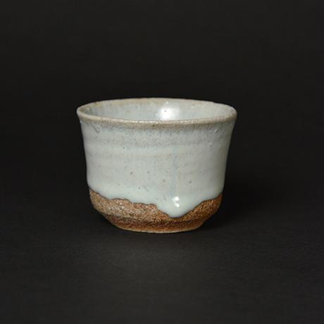 「No.57 斑唐津ぐい呑 / Guinomi, Madara-karatsu」の写真 その1