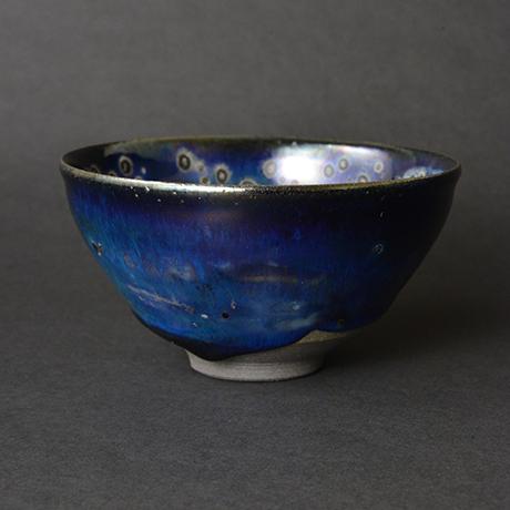 「No.7 曜変天目 / Tea bowl, Yohen Tenmoku」の写真 その1