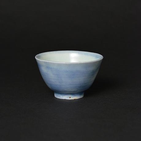 「No.72 瑠璃ぐい呑 / Guinomi, Ruri」の写真 その1