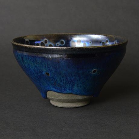 「No.8 曜変天目 / Tea bowl, Yohen Tenmoku」の写真 その1