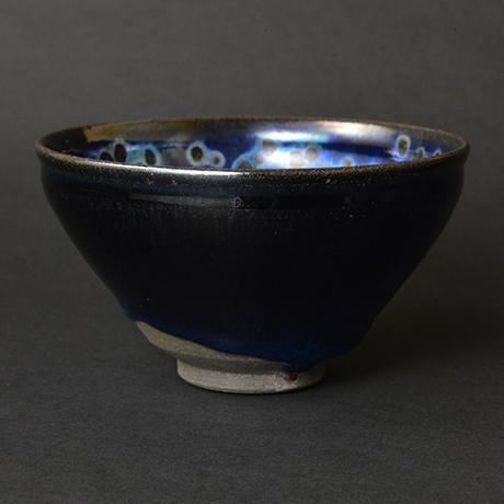 「No.8 曜変天目 / Tea bowl, Yohen Tenmoku」の写真 その2