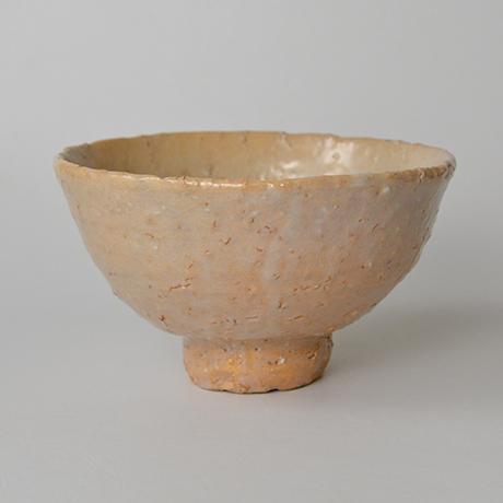 「No.8 三輪休和 萩茶盌 / MIWA Kyuwa Tea bowl, Hagi ware」の写真 その3