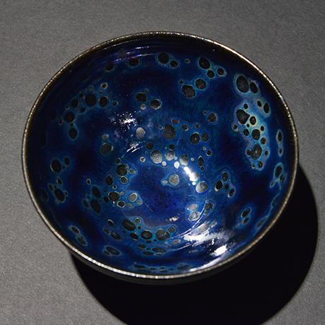 「No.8 曜変天目 / Tea bowl, Yohen Tenmoku」の写真 その3