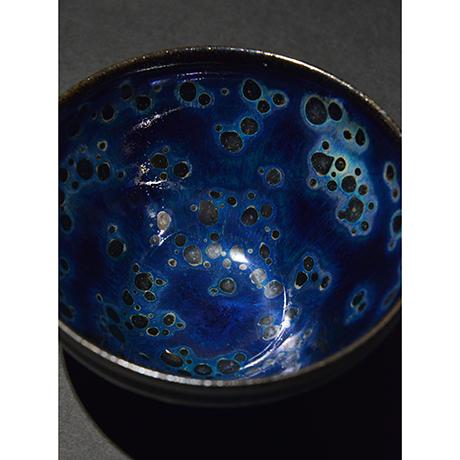 「No.8 曜変天目 / Tea bowl, Yohen Tenmoku」の写真 その4