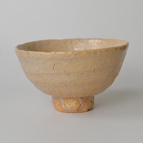 「No.8 三輪休和 萩茶盌 / MIWA Kyuwa Tea bowl, Hagi ware」の写真 その5