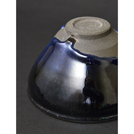 「No.8 曜変天目 / Tea bowl, Yohen Tenmoku」の写真 その8