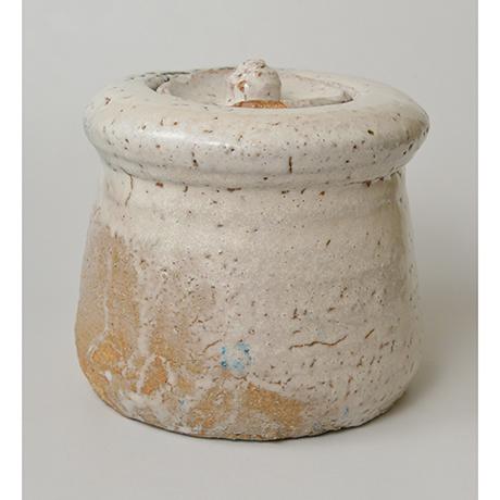 「No.9 三輪休和 萩水指 / MIWA Kyuwa Water jar, Hagi ware」の写真 その4