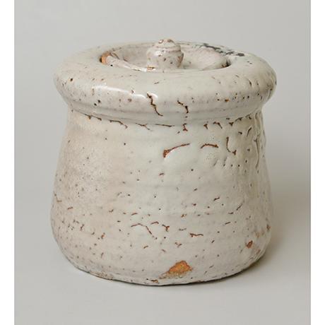 「No.9 三輪休和 萩水指 / MIWA Kyuwa Water jar, Hagi ware」の写真 その5