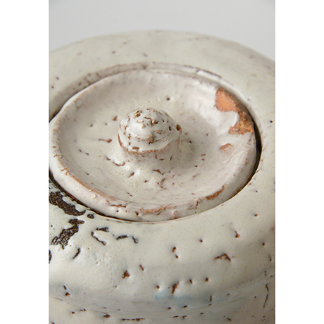 「No.9 三輪休和 萩水指 / MIWA Kyuwa Water jar, Hagi ware」の写真 その7