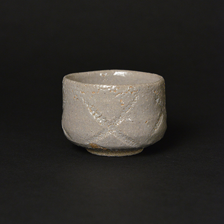 「No.90 彫唐津ぐい呑 / Guinomi, hori-karatsu」の写真 その1