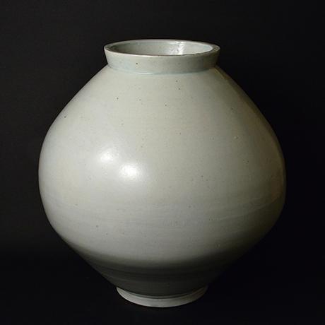 「No.14 白瓷大壷 / Big vessel, White porcelain」の写真 その3