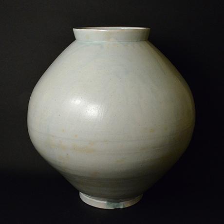 「No.14 白瓷大壷 / Big vessel, White porcelain」の写真 その4