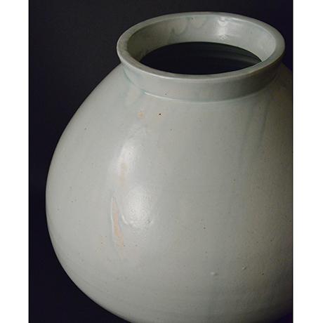 「No.14 白瓷大壷 / Big vessel, White porcelain」の写真 その5