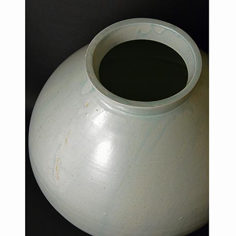 「No.14 白瓷大壷 / Big vessel, White porcelain」の写真 その6