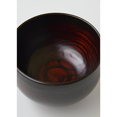 「No.19-1 どんぶり椀  栗/ Bowl, Chestnuts」の写真 その2