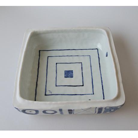 「No.2 陶箱 大 / Ornamental box, Sometsuke」の写真 その4