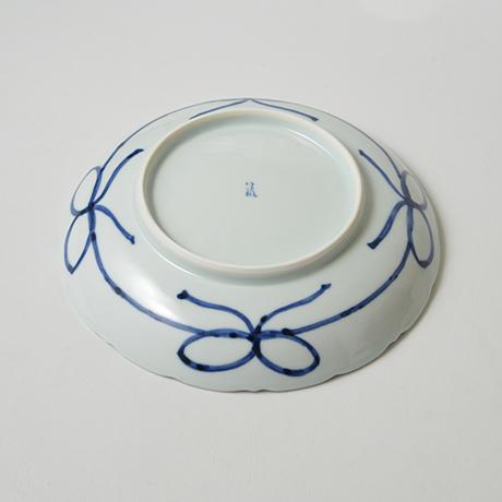 「No.30 七宝寿文輪花皿 七寸 / Plate, Sometsuke」の写真 その3