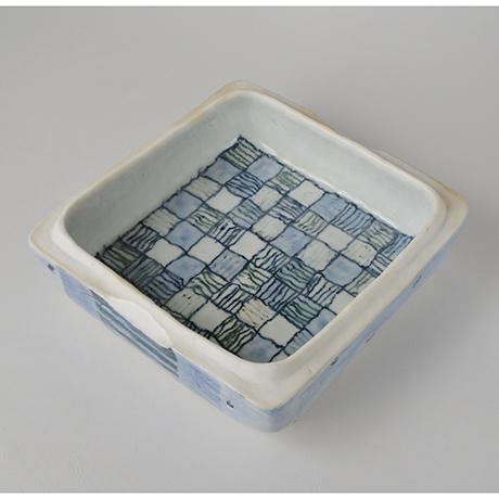 「No.4 陶箱 中 / Ornamental box, Sometsuke」の写真 その3