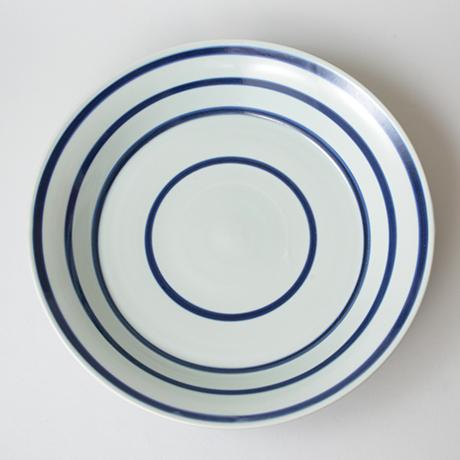 「No.42 横縞文大鉢 / Bowl, Sometsuke」の写真 その3