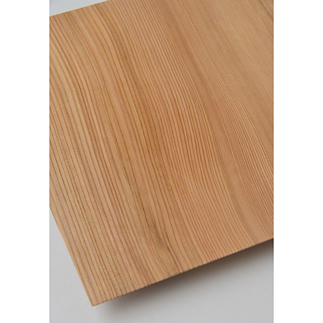 「No.44-1 杉皿 八寸 / Plate, Japanese cedar」の写真 その2