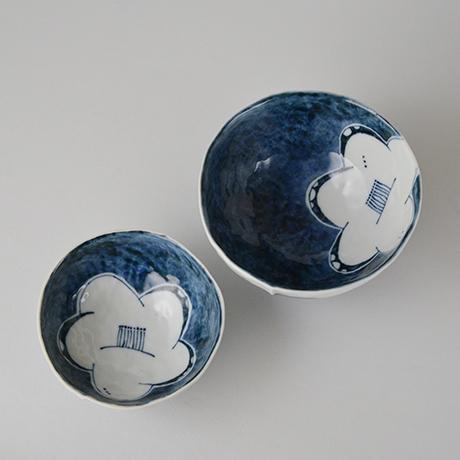 「No.50-4 蓋つき碗 / Bowl with lid, Sometsuke」の写真 その3