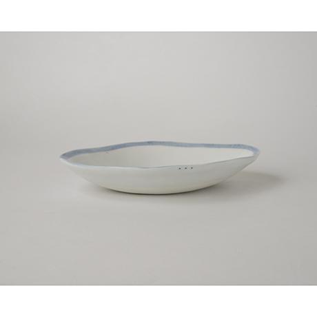 「No.60 菱形皿 五 / A set of 5 plates, Rhombus shape, Sometsuke」の写真 その4