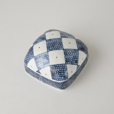 「No.7 陶箱 小 / Ornamental box, Sometsuke」の写真 その2