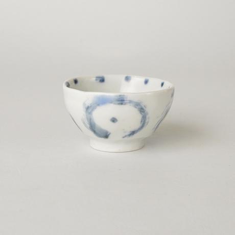 「No.85-1 猪口 / Sake cup, Sometsuke」の写真 その1