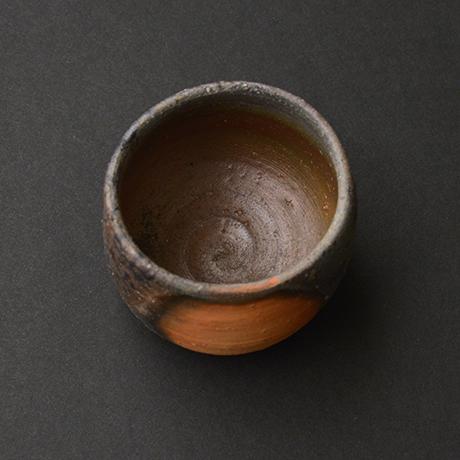 「No.10 備前窯変酒呑 / Guinomi, Bizen yohen」の写真 その3