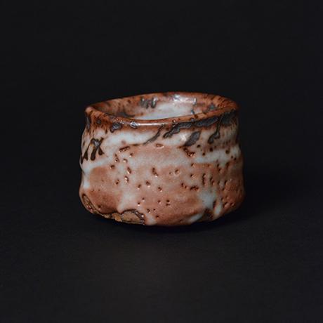 「No.15 紫志野ぐい吞 / Sake cup, Murasaki-shino」の写真 その1