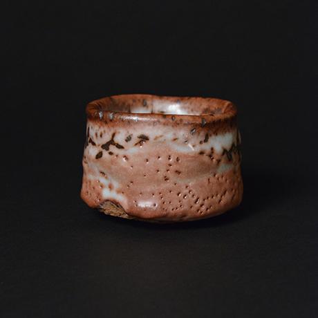 「No.15 紫志野ぐい吞 / Sake cup, Murasaki-shino」の写真 その2