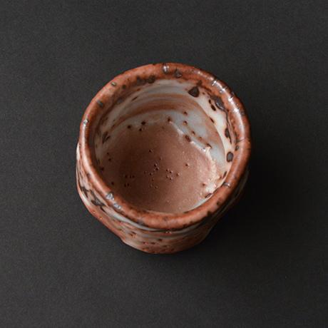「No.15 紫志野ぐい吞 / Sake cup, Murasaki-shino」の写真 その3